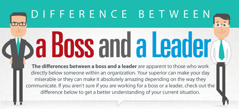 Learn The De S Of Why A Boss Is Different Than A Leader